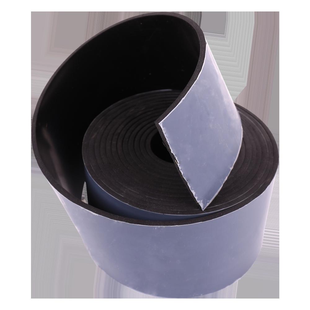 Gummistreifen selbstklebend St/ärke 3 mm NR//SBR viele Gr/ö/ßen w/ählbar 65 Shore einseitige Klebeschicht Klebeband Gummimatte Gummiunterlage